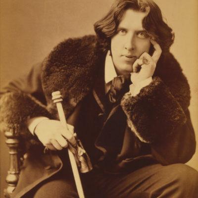 Ingenioso, caústico y culto: Oscar Wilde
