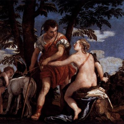 Venus and Adonis: Shakespeare's Sexy Poem