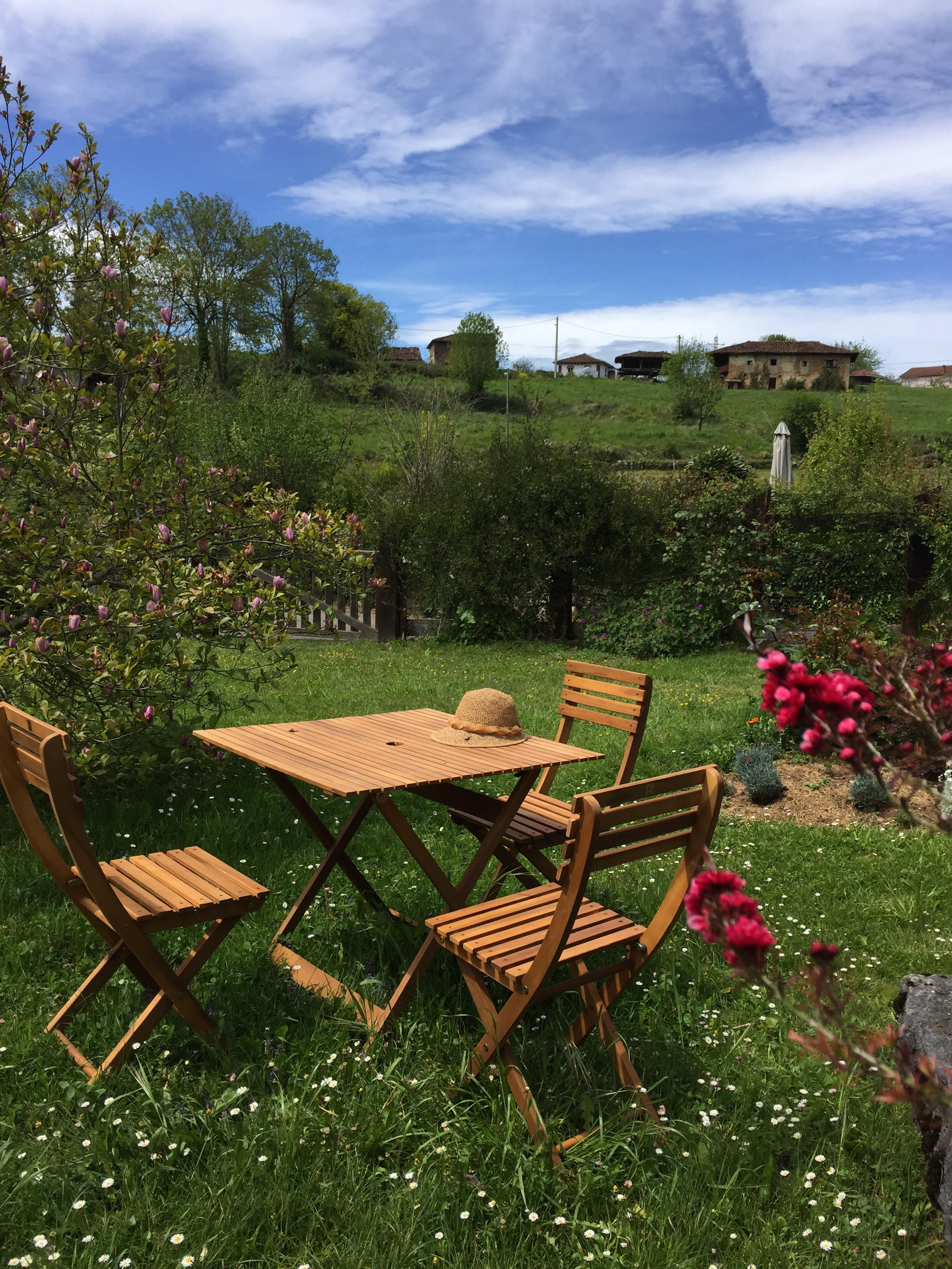 Villand s rural las mejores casas rurales de espa a for Casa jardin asturias